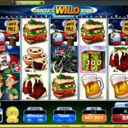 SCR888 Login Casino Santa's Wild Ride Slot Machine!1