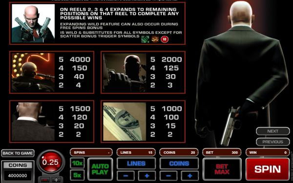 The Best SCR3888 Casino Slot Machine Game - Hitman 2