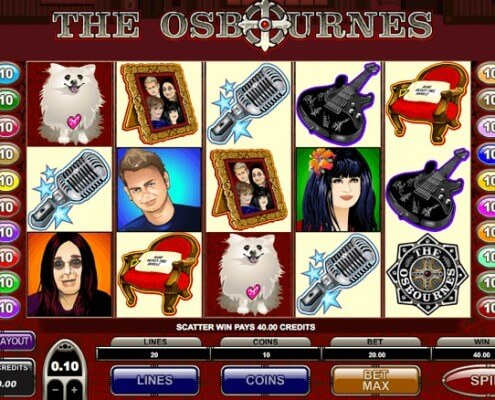 Play 918Kiss(SCR888) Casino Download The Osbournes Slot Game1