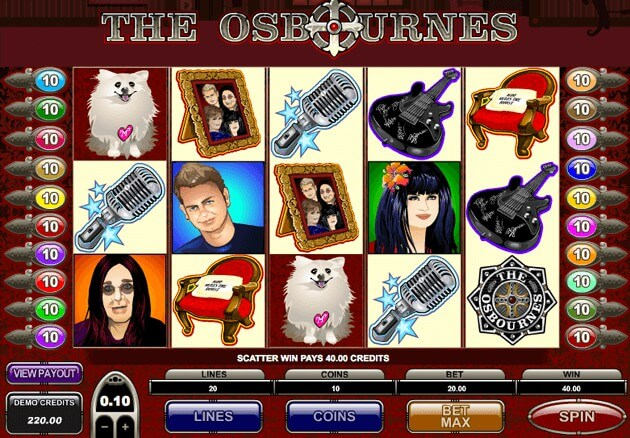 Play SCR888 Casino Download The Osbournes Slot Game1