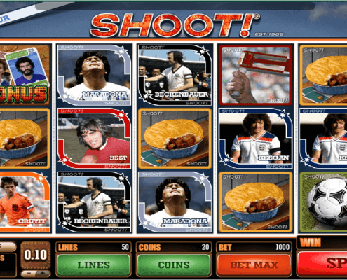 918Kiss(SCR888) Casino Download Football Slot Game Shoot!1