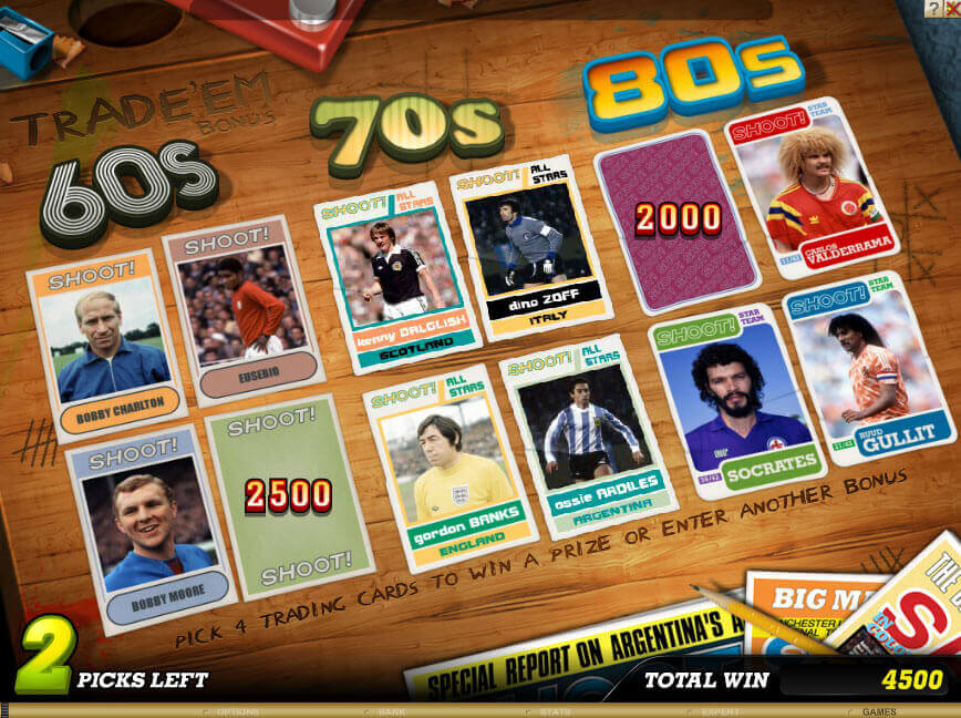 SCR888 Casino Download Football Slot Game Shoot!2
