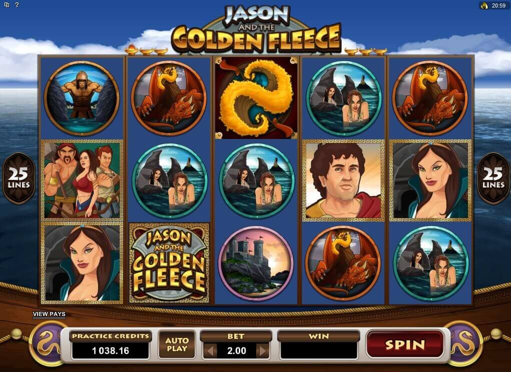 918Kiss(SCR888) Login Slot Game Jason And The Golden Fleece2