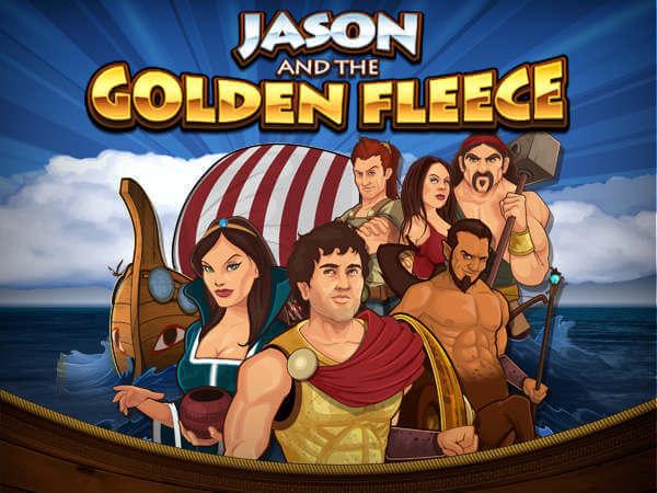 SCR888 Login Slot Game Jason And The Golden Fleece1