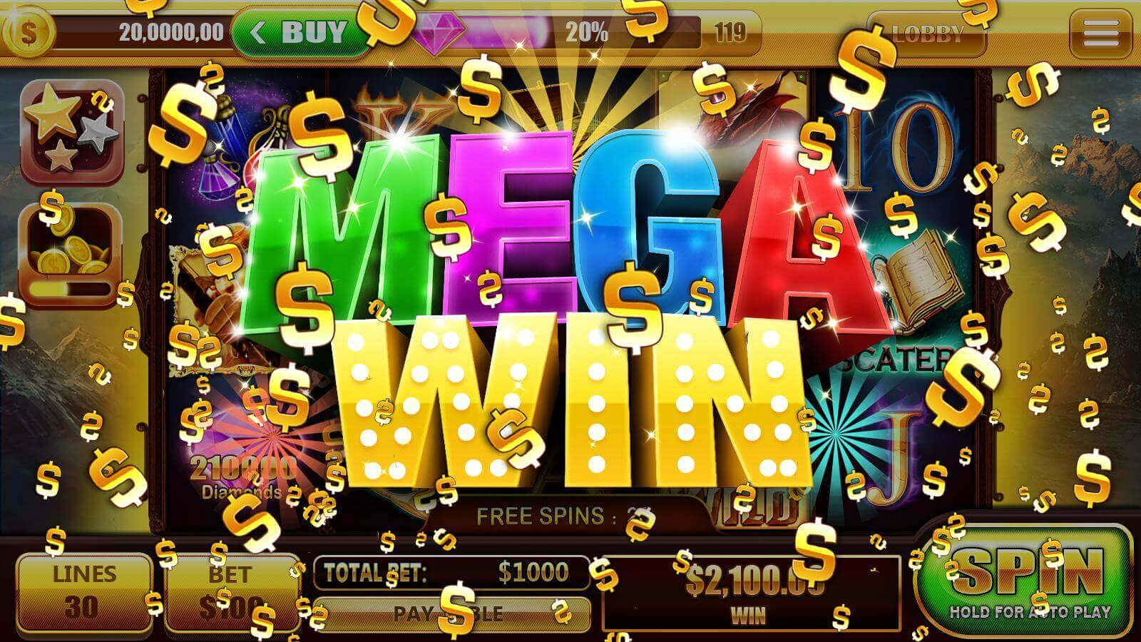 Big Prosperity Slot Machine - Play Online or on Mobile Now