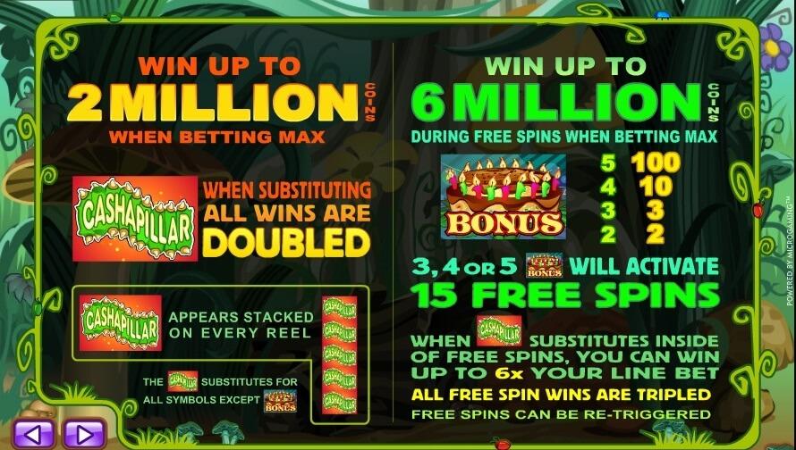 918Kiss(SCR888) Cashapillar Funny Online Slot Game!1