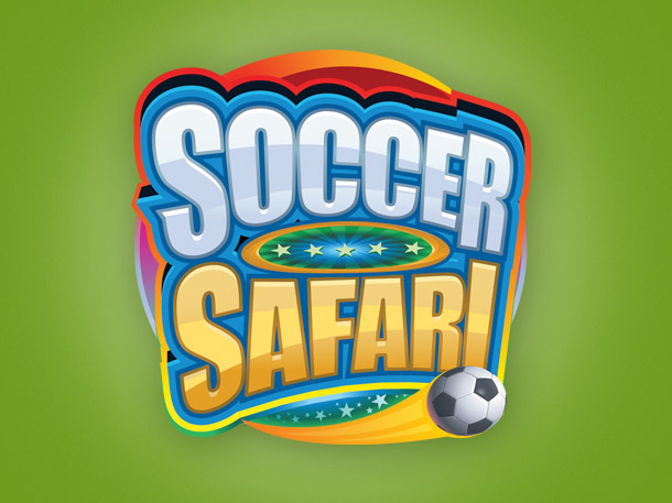 918Kiss(SCR888) Soccer Safari Slot Game description: