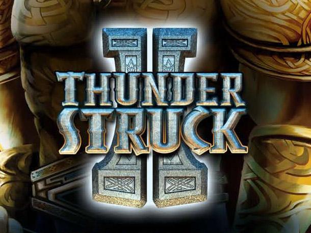 918Kiss(SCR888) Thunderstruck II Slot Game description: