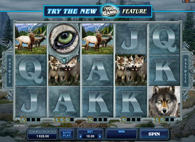 SCR888 Tips: Untamed Wolf Pack Slot Game