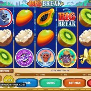 918Kiss(SCR888) Tips : Big Break Slot Game