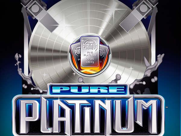 SCR888 Pure Platinum Slot Game description