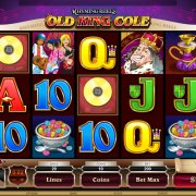 918Kiss(SCR888) Tips :Old King Cole Slot Game