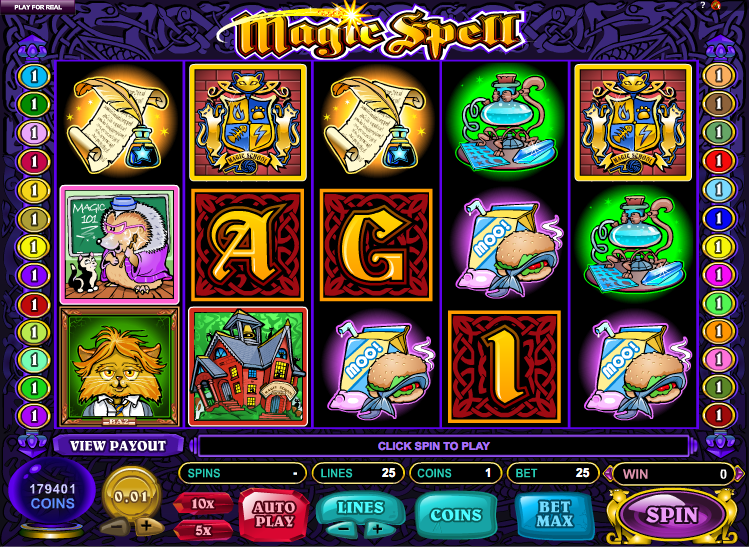 SCR888 Tips : Magic Spell Slot Game