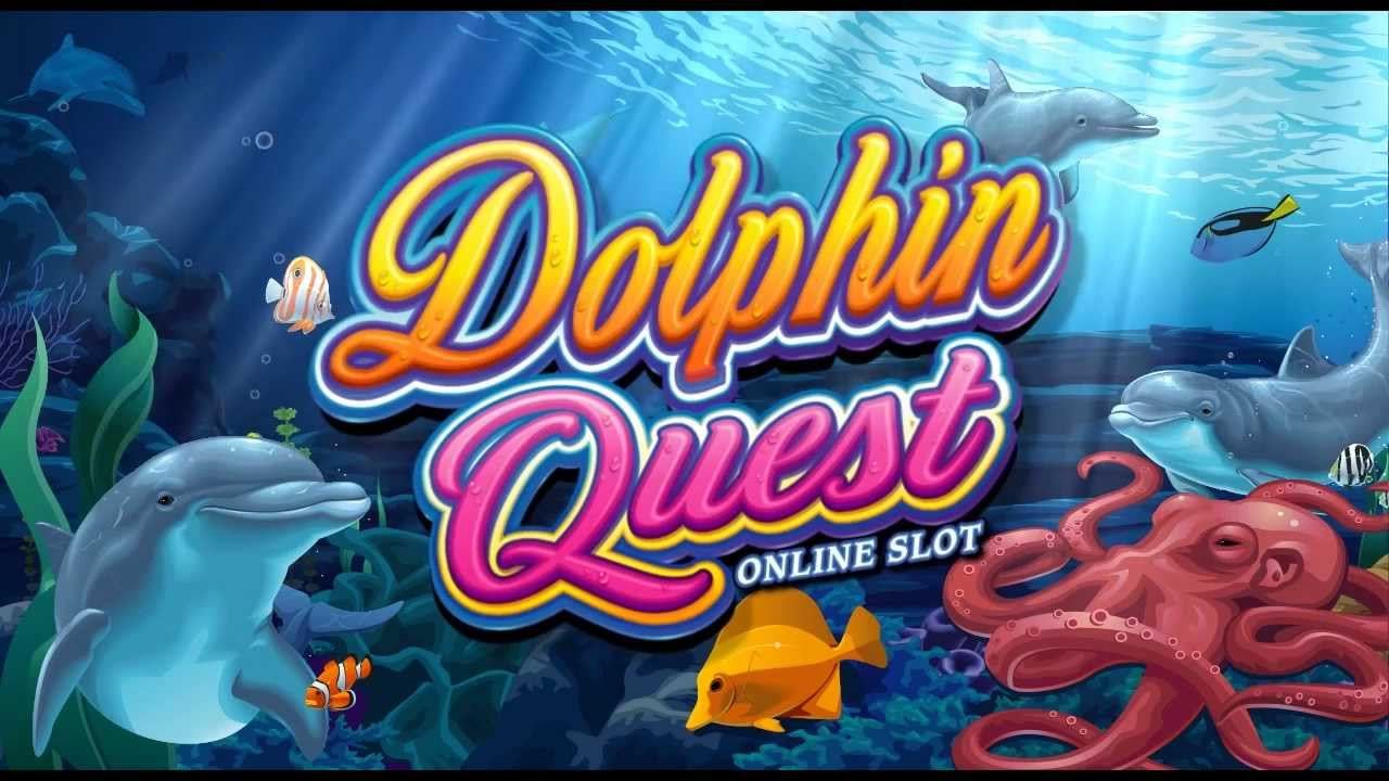 918Kiss(SCR888) Dolphin Quest Slot Game description:
