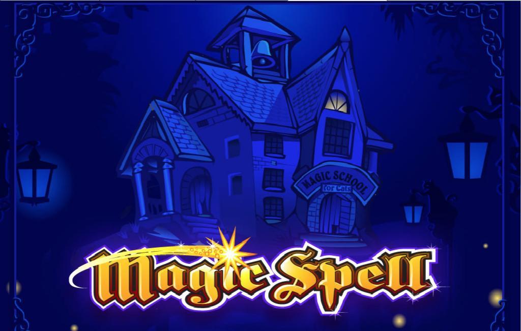 Free Slot Game SCR888 Magic Spell description