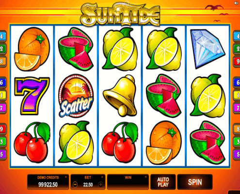 SCR888 Tips : SunTide Slot Game