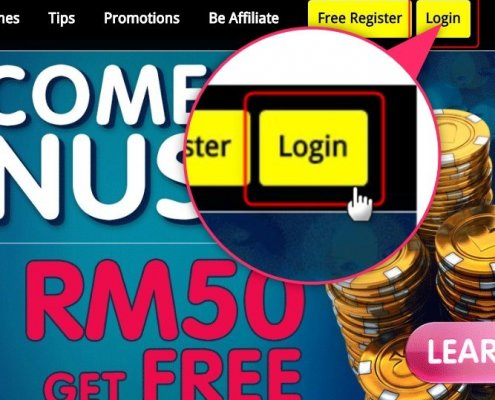 Login Scr888 Guide Play Slot Games in iBET S888