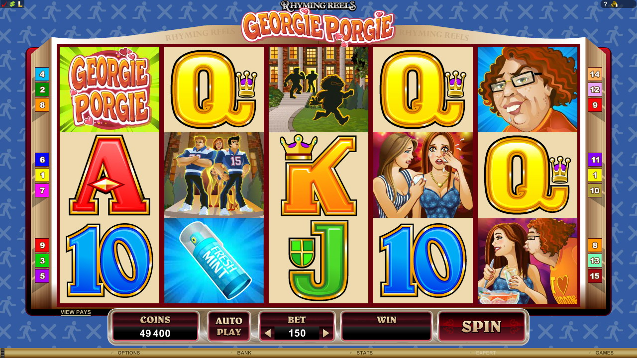 918Kiss(SCR888) Tips of Georgie Porgie Slot Game