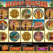 SCR888 Tips of Mayan Princess Slot Game