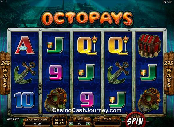 918Kiss(SCR888) Tips of Octopays Slot Game