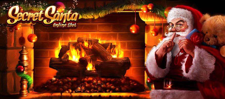 SCR888 Secret Santa Slot Game description: