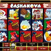 Have Fun in Cashanova with 918Kiss(Scr888) Tips