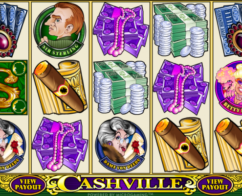 918Kiss(SCR888) Tips of Cashville Slot Game
