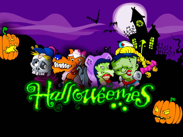 Halloweenies Discription in 918Kiss(Scr888) Online Slot Game