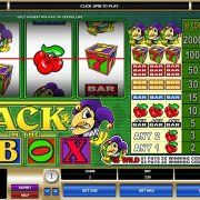 SCR888 Slot Game Jack in Box description