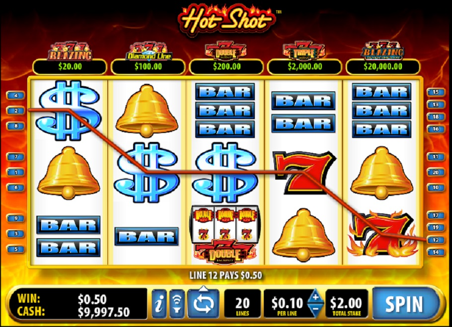 Have Fun in Hot Shot with 918Kiss(Scr888) Tips