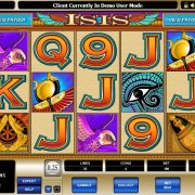 918Kiss(SCR888) Tips of Isis Slot Game