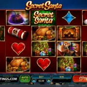 918Kiss(SCR888) Tips of Secret Santa Slot Game: