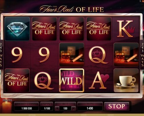 918Kiss(SCR888) Tips of The Finer Reels of Life Slot Game: