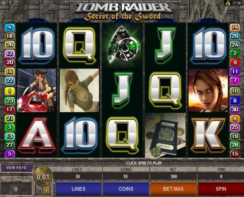 918Kiss(Scr888) Login and have fun in Tomb Raider II Slot Game