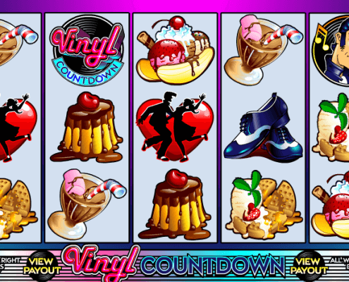 SCR888 Tips of Vinyl Countdown Slot Game
