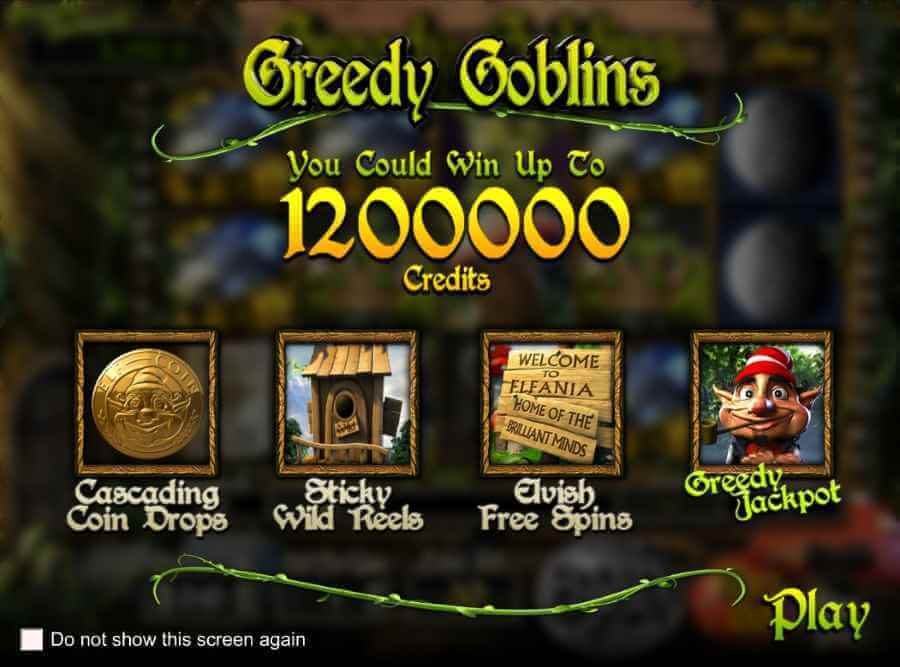 918Kiss(Scr888) Casino Slot Game - Greedy Goblins
