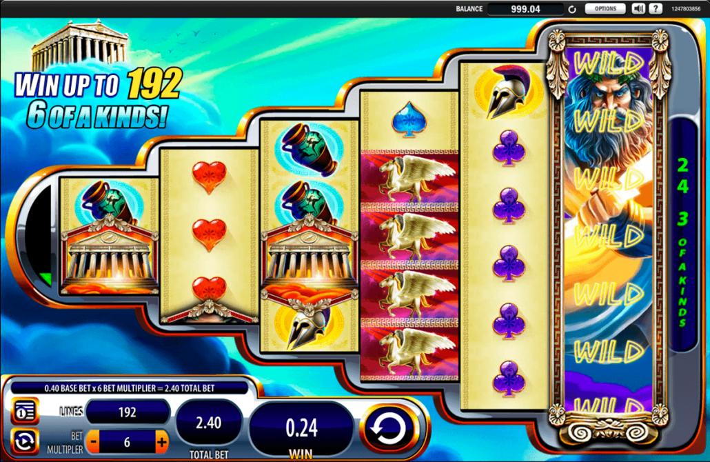 Free Download SCR888 Slot Game - Zeus III