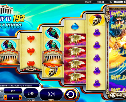 Free Download 918Kiss(SCR888) Slot Game - Zeus III