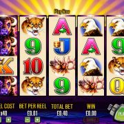 918Kiss(SCR888) Online Casino Buffalo Free Play Slot Game