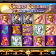 Free Download SCR888 Golden Goddess slot game