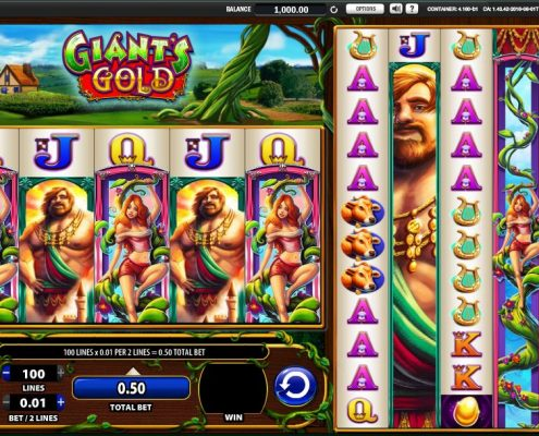 Giants Gold 918Kiss(SCR888) Online Casino Free Slot Game