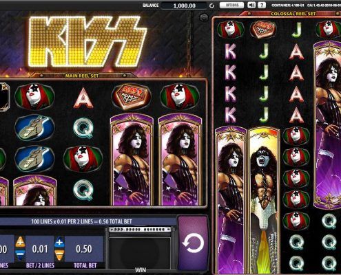 Hengheng2 918Kiss(Scr888) Online Casino KISS Slot Game