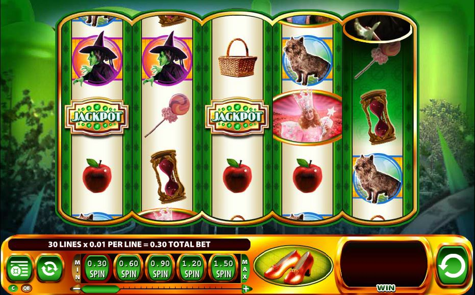 kiosk.scr888 Wizard of Oz Free Download Slot Game