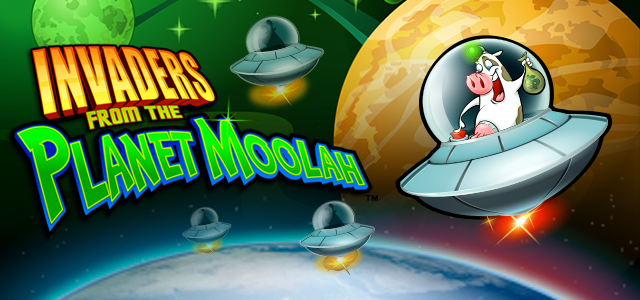 Free Invaders from the Planet Moolah online spilleautomat