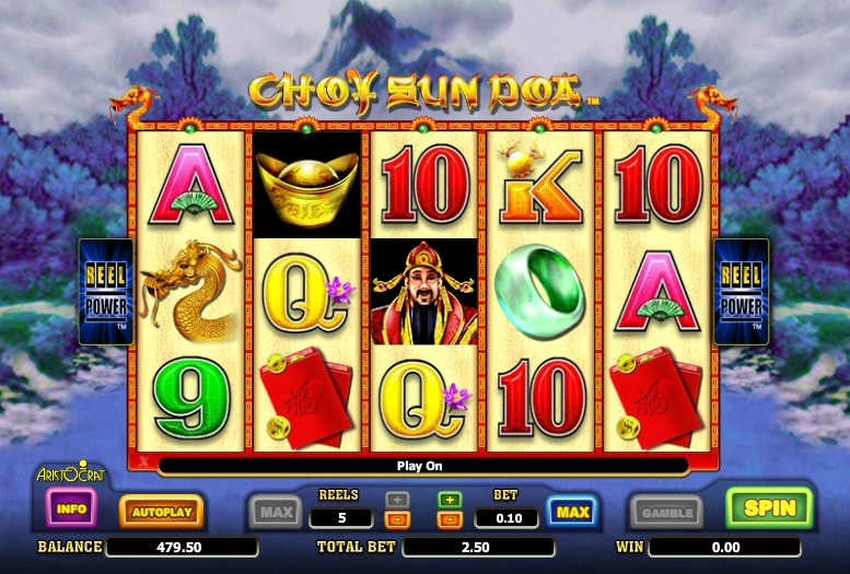Download 918Kiss(SCR888) Casino Choy Sun Doa Slot Game