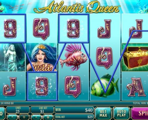 Login 918Kiss(SCR888) Online Slot Download Atlantis Queen