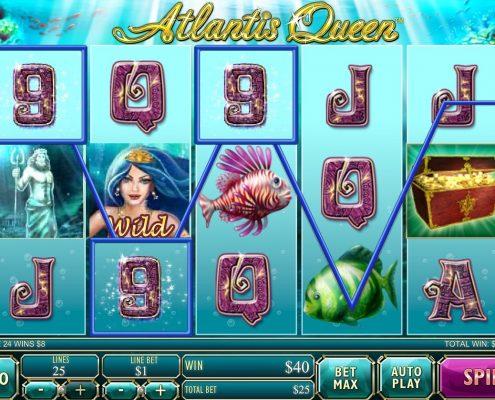 Login 918Kiss(SCR888) Online Slot Download Atlantis Queen