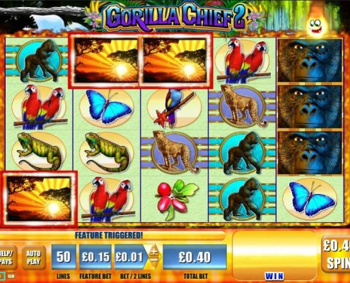 m.scr888 slot game Gorilla Chief 2 Free Download