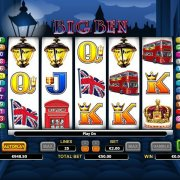 Big Ben Free Slot Game Login SCR888 Online Casino