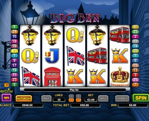 Big Ben Free Slot Game Login 918Kiss(SCR888) Online Casino